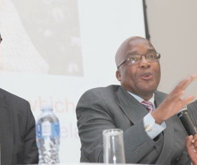 Dr Aaron Motsoaledi Health Minister of South Africa