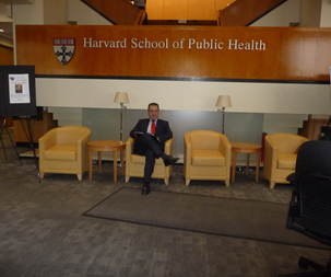 Many lectures at Harvard School of Public Health